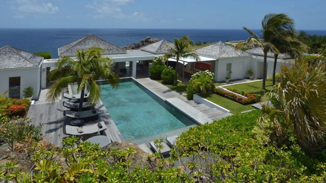 Villa Casa Del Mar   St. Barth
