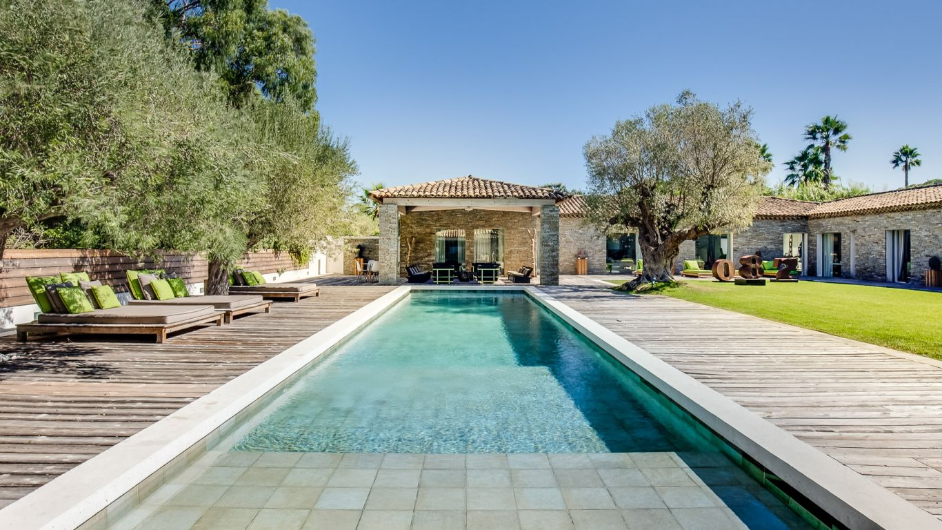 Villa Vivienne   St. Tropez