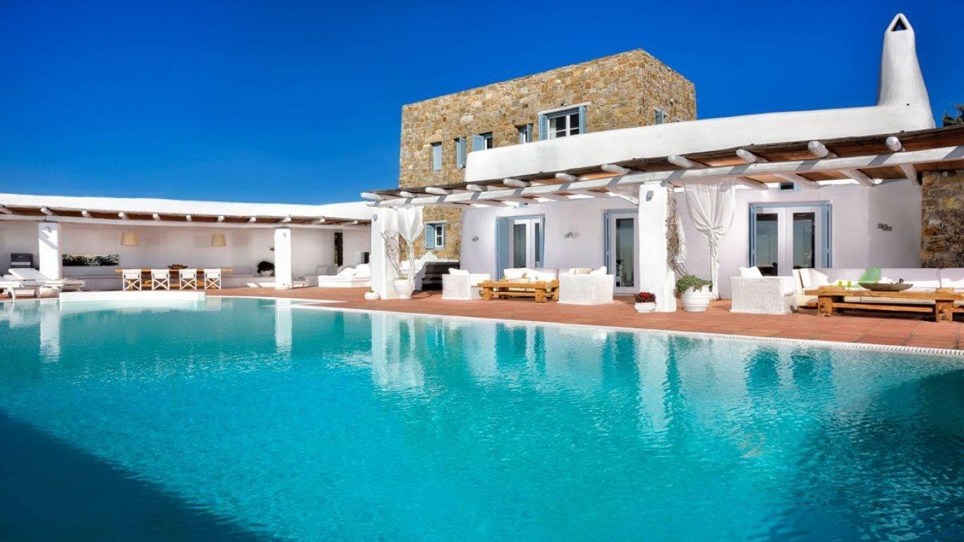 Villa Morgana | Mykonos