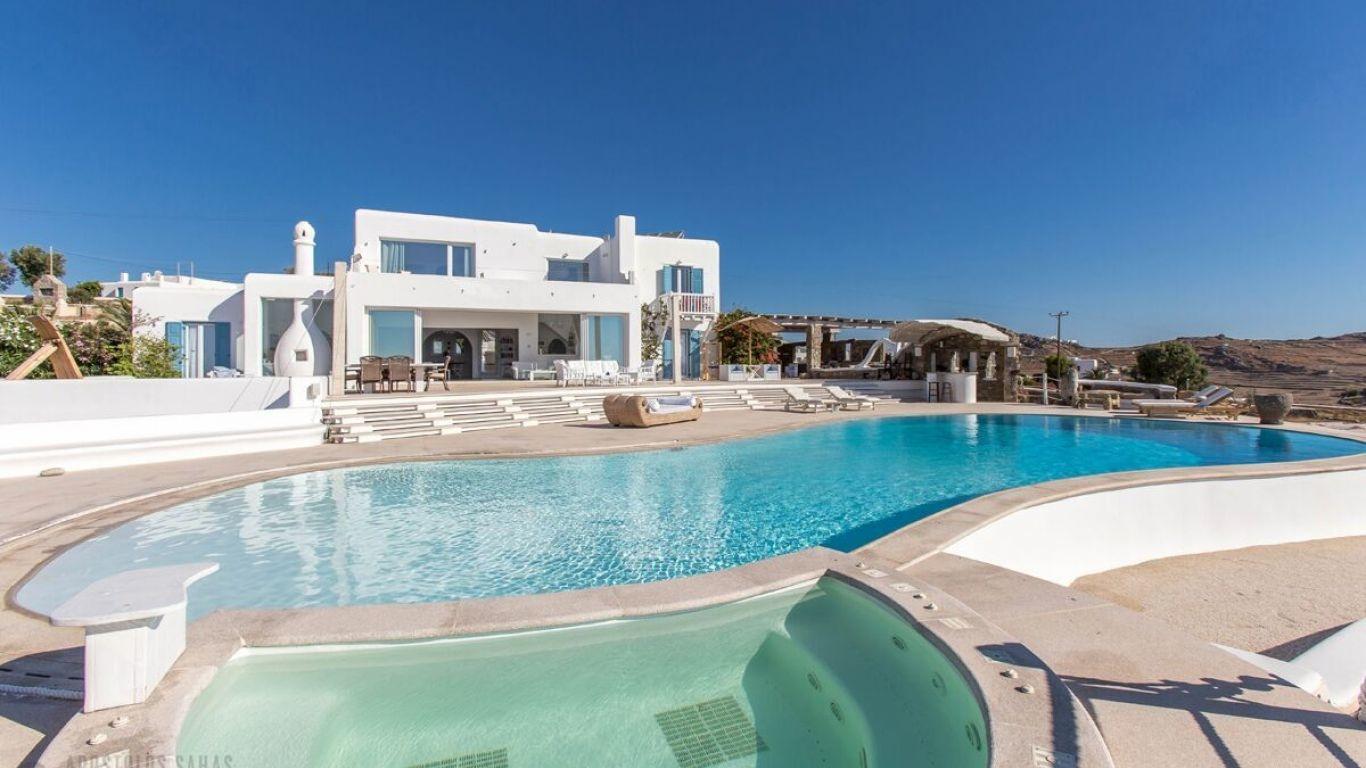 Villa Candace   Mykonos