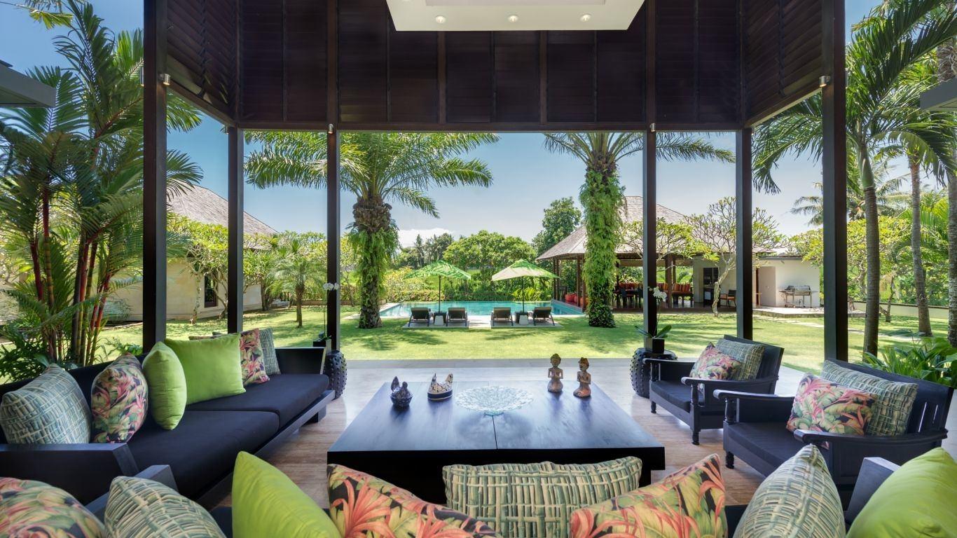 Villa Josephine, Canggu, Bali, Indonesia