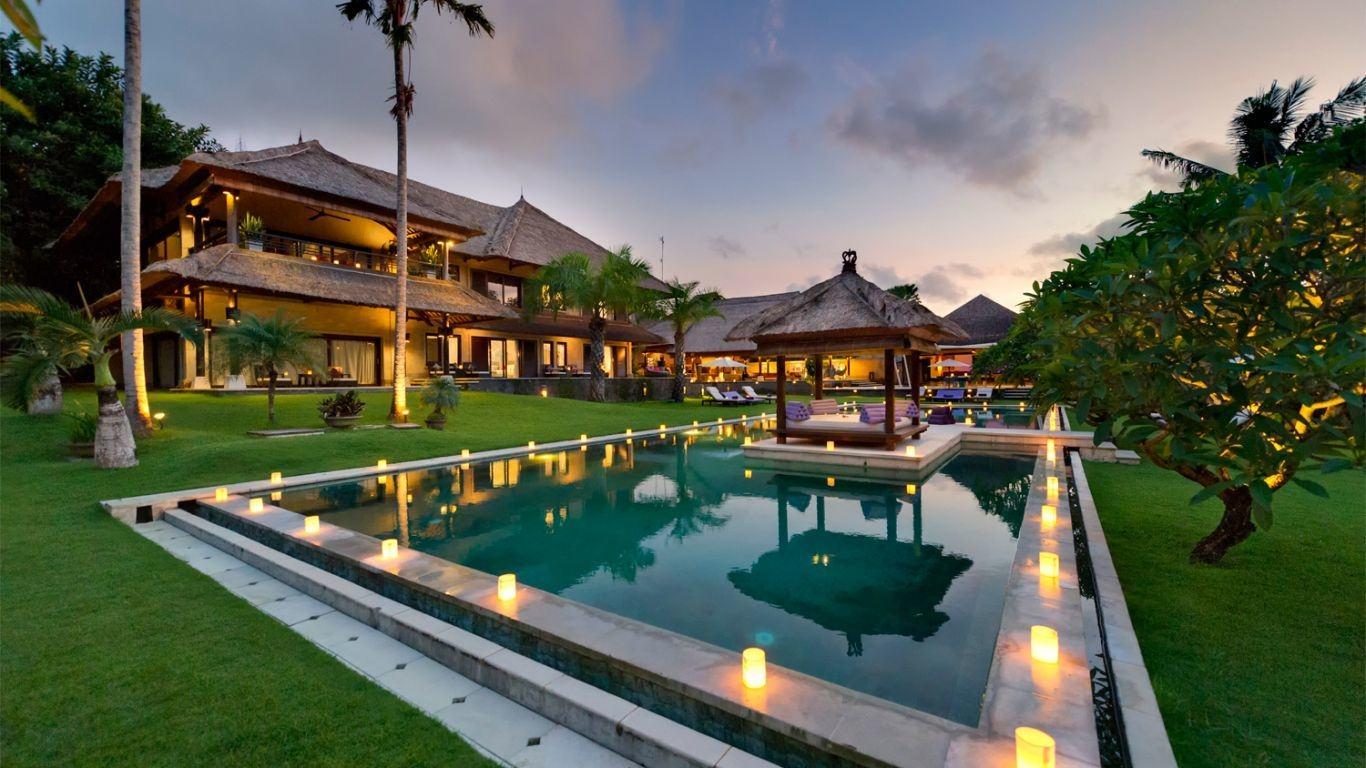 Villa Chalina Estate   Bali