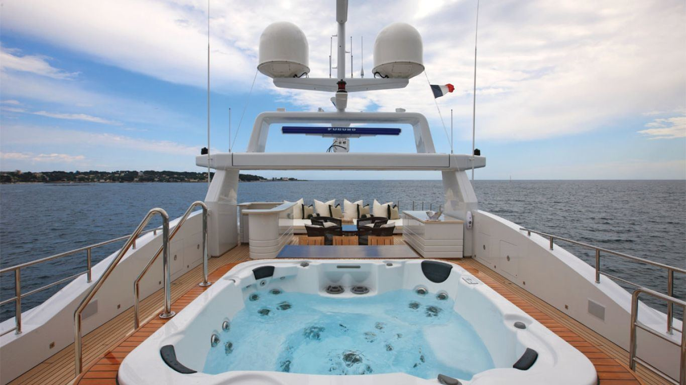Yacht Clicia 137, Yachts, Yachts, France