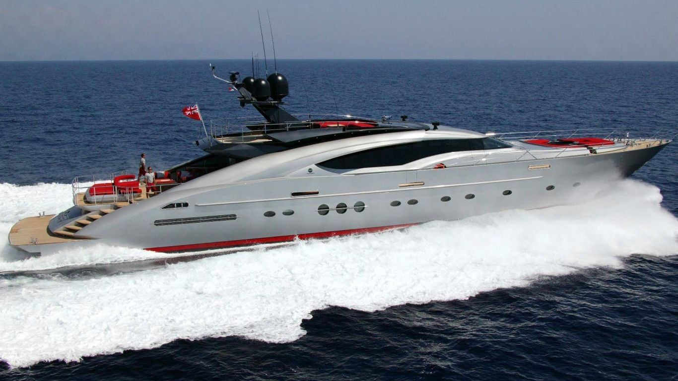 Yacht Dragon 136 | Yachts