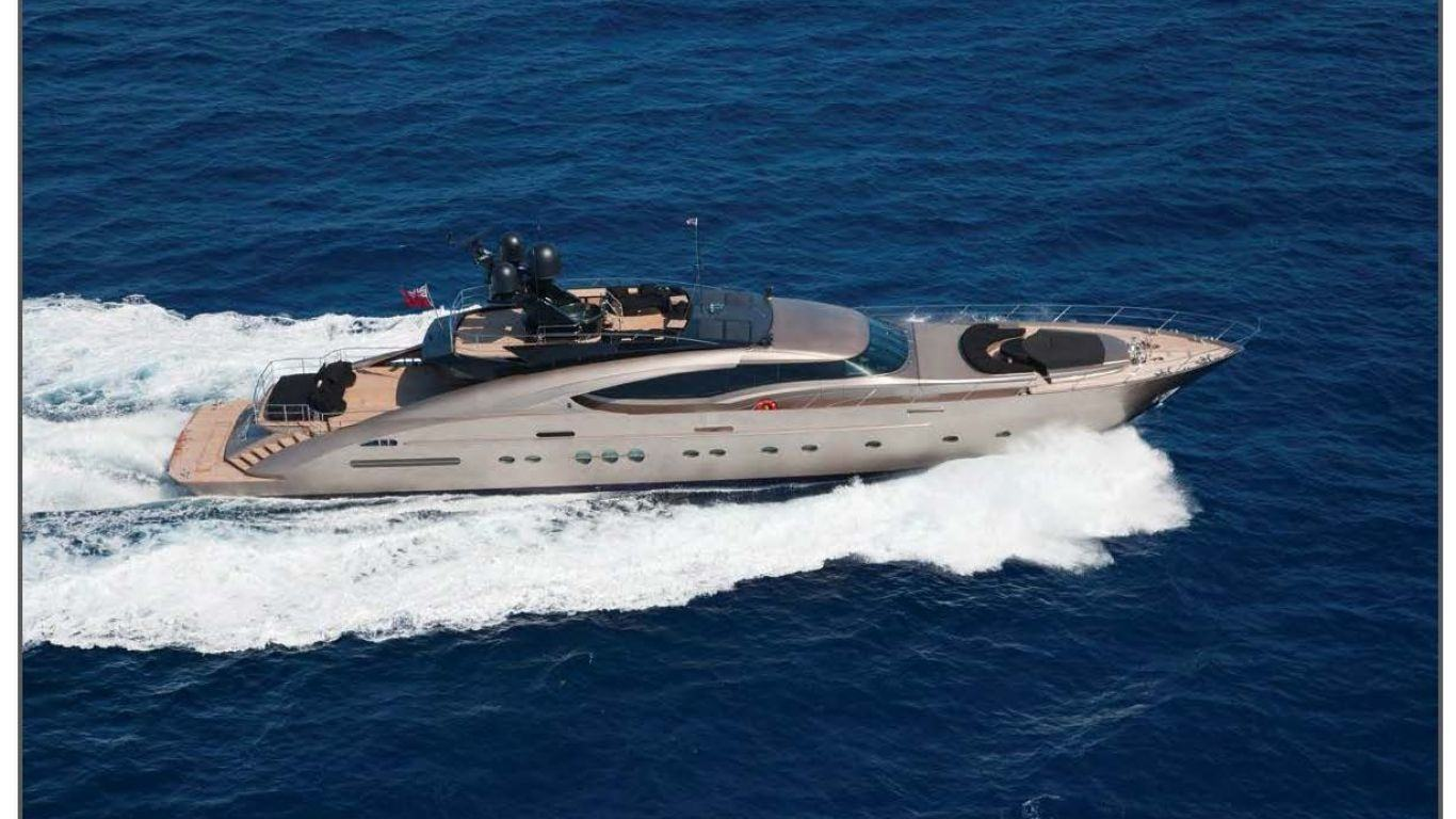 Yacht Griffin 136 | Yachts