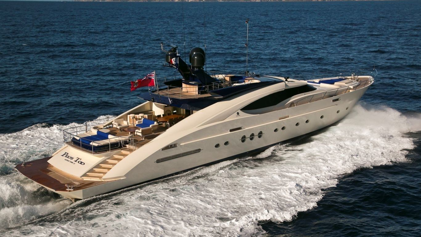 Yacht Plus Too 135 | Yachts