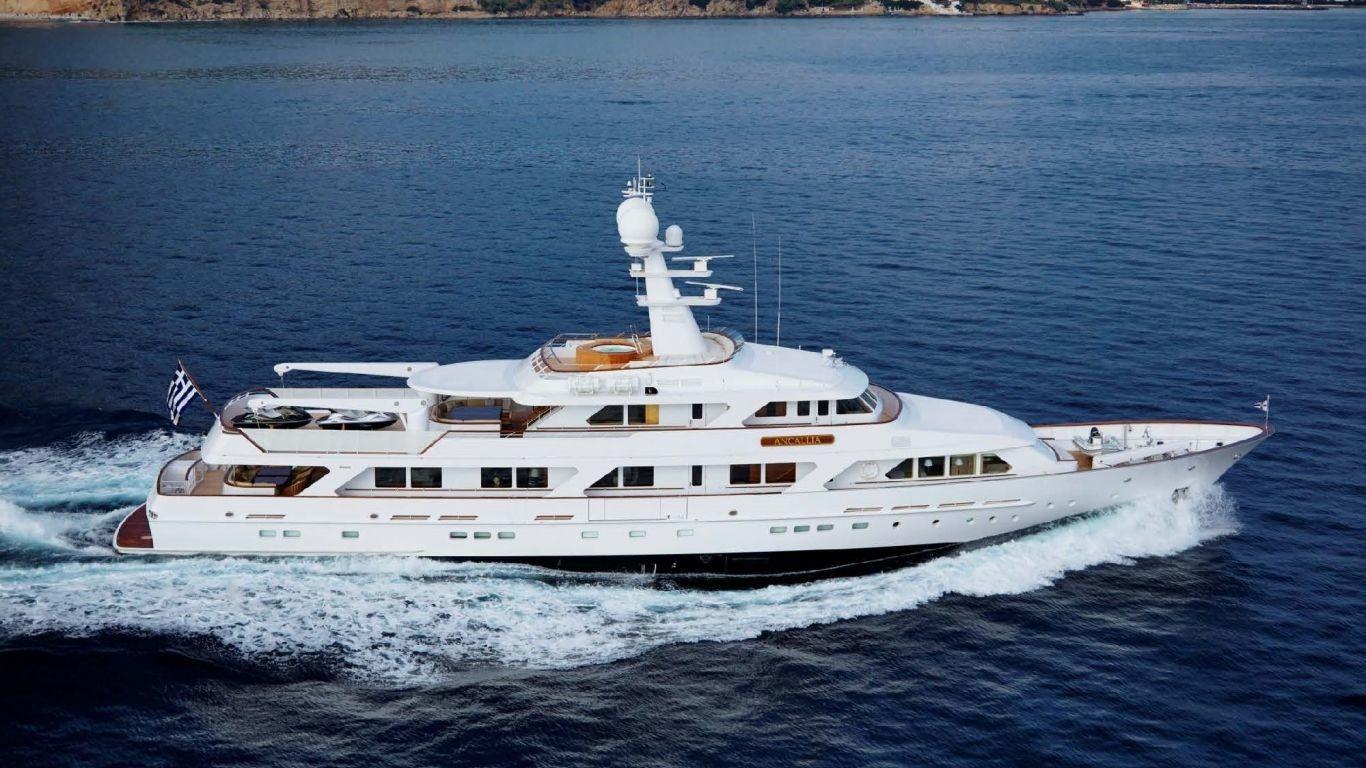 Yacht Ancallia 150 | Yachts