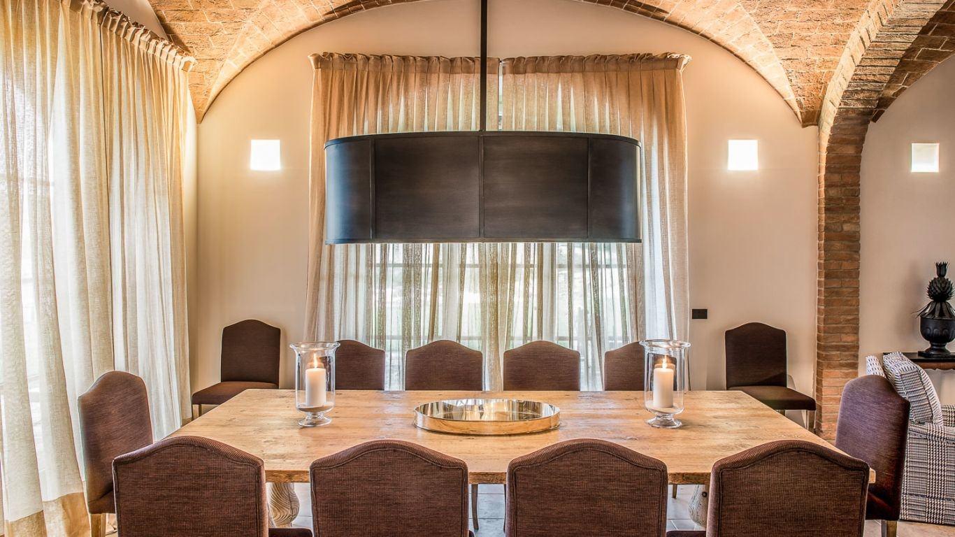 Villa Marina, Montalcino, Tuscany, Italy