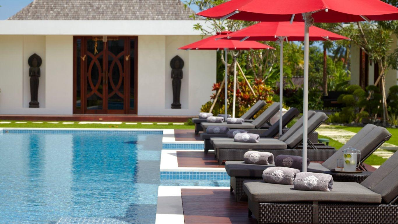 Villa Sai, North Kuta, Bali, Indonesia