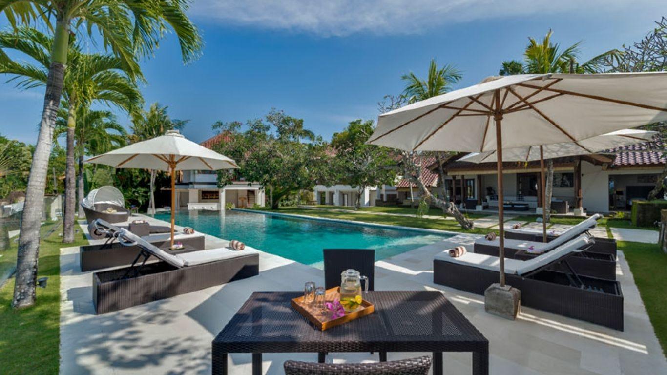 Villa Pam, Pererenan, Bali, Indonesia