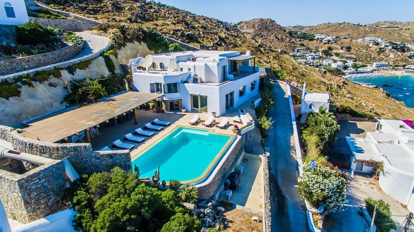 Villa Theia | Mykonos