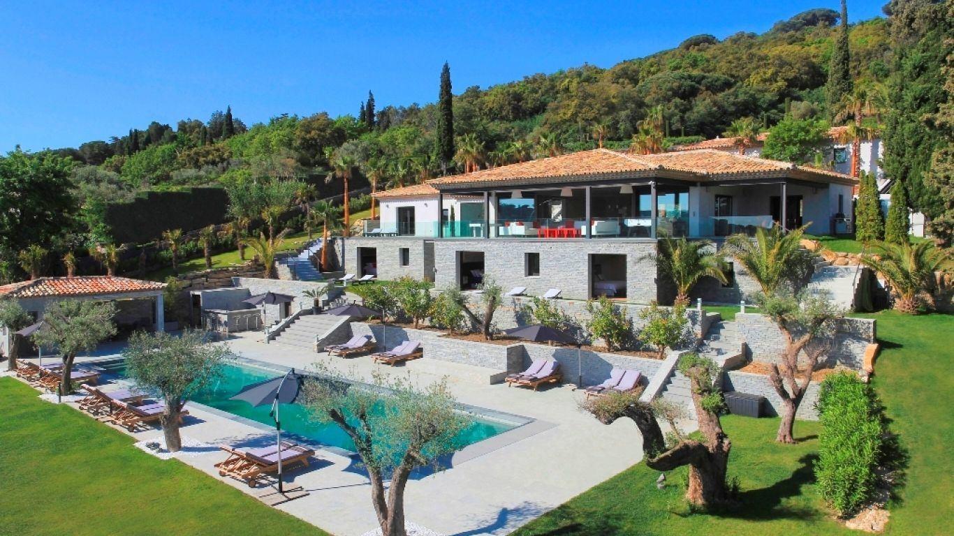 Villa Gabrielle   St. Tropez