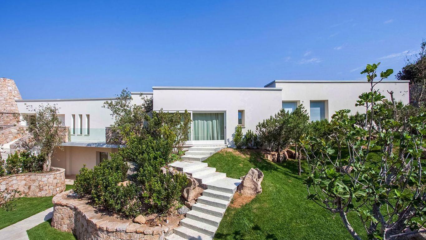 Villa Darja, Porto Cervo, Sardinia, Italy