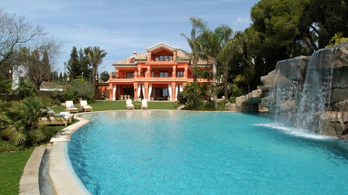 Villa Amy, Marbella City, Marbella, Spain