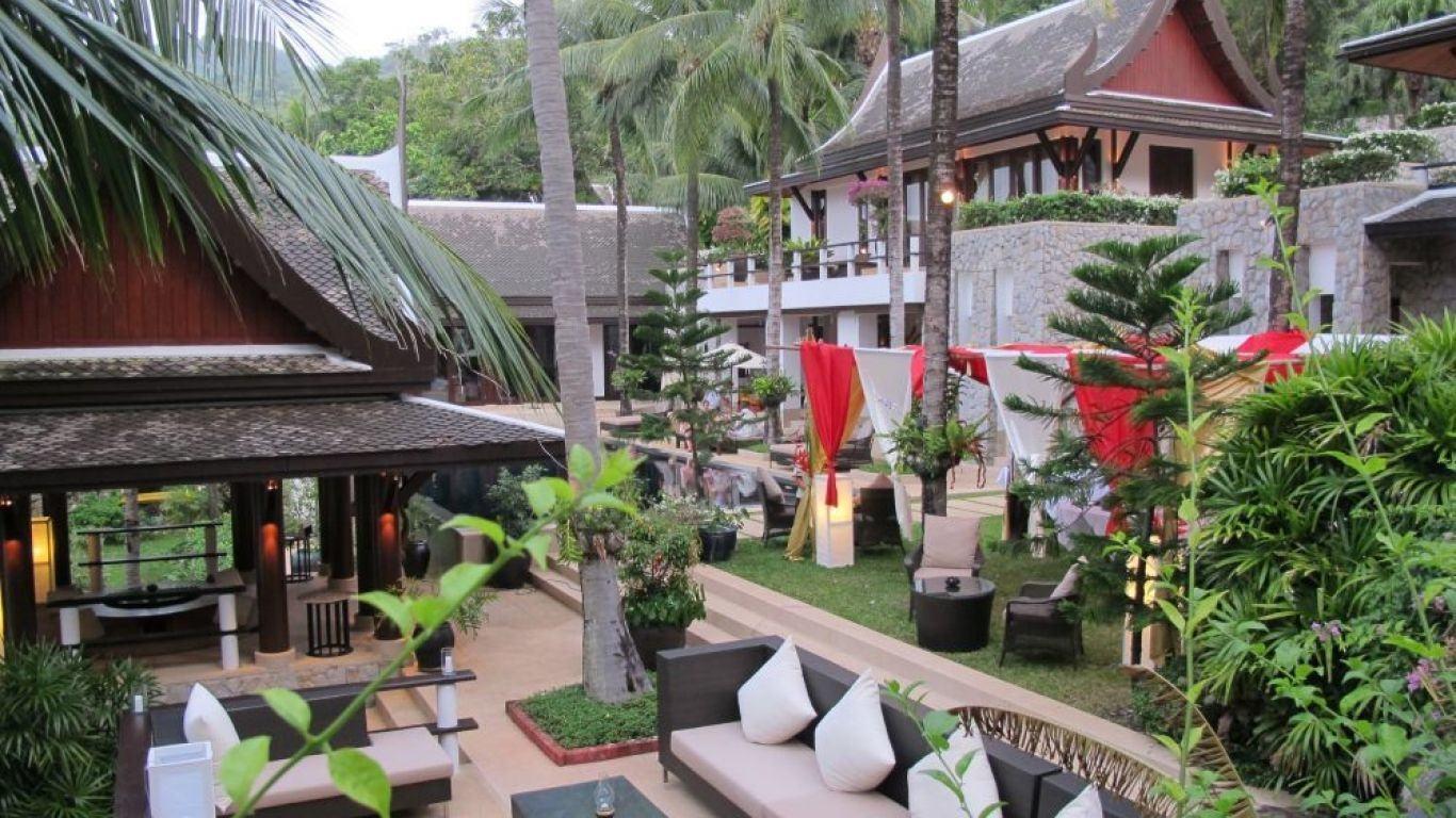 Villa Nessi, Phuket, Thailand, Thailand
