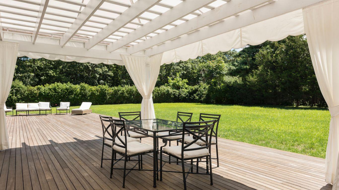 Villa Gabrielle, Sagaponack, Hamptons, USA