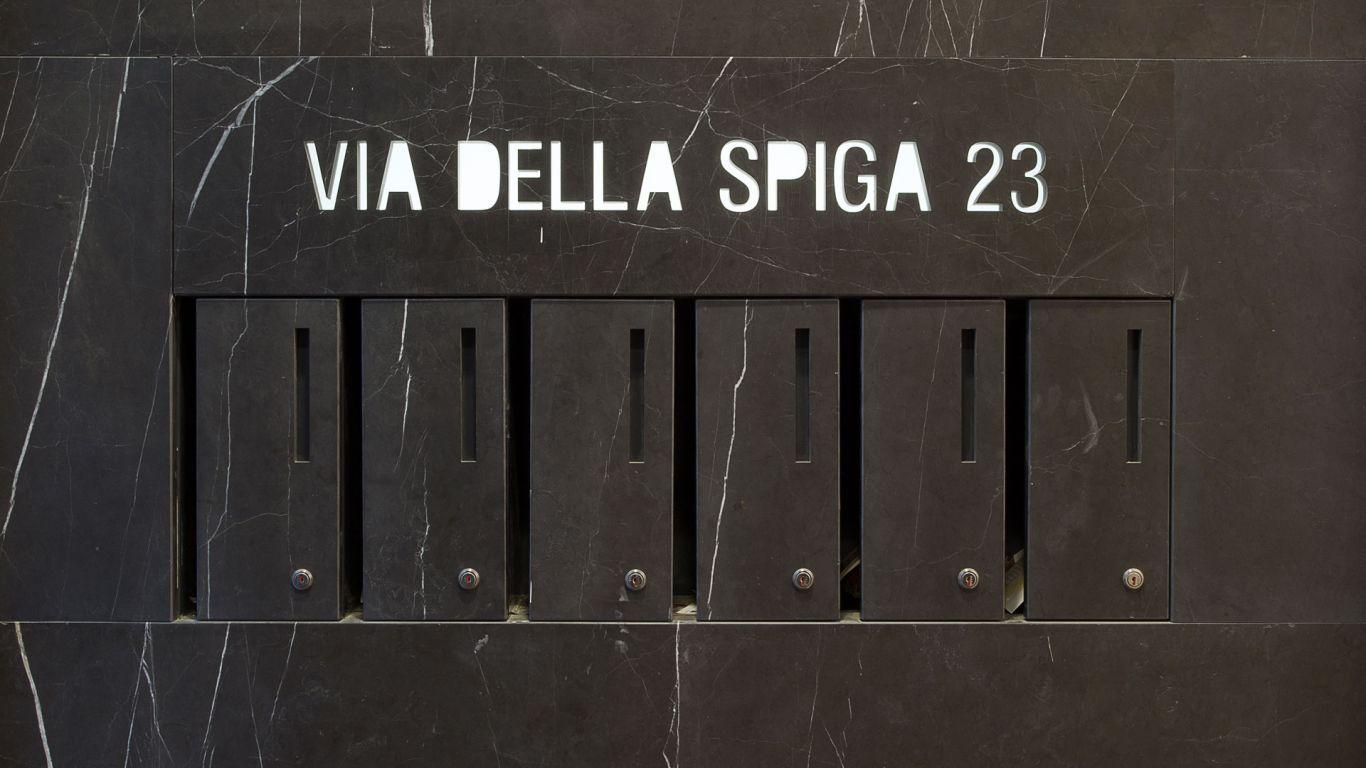 Townhouse Michel, Quadrilatero Della Moda, Milan, Italy