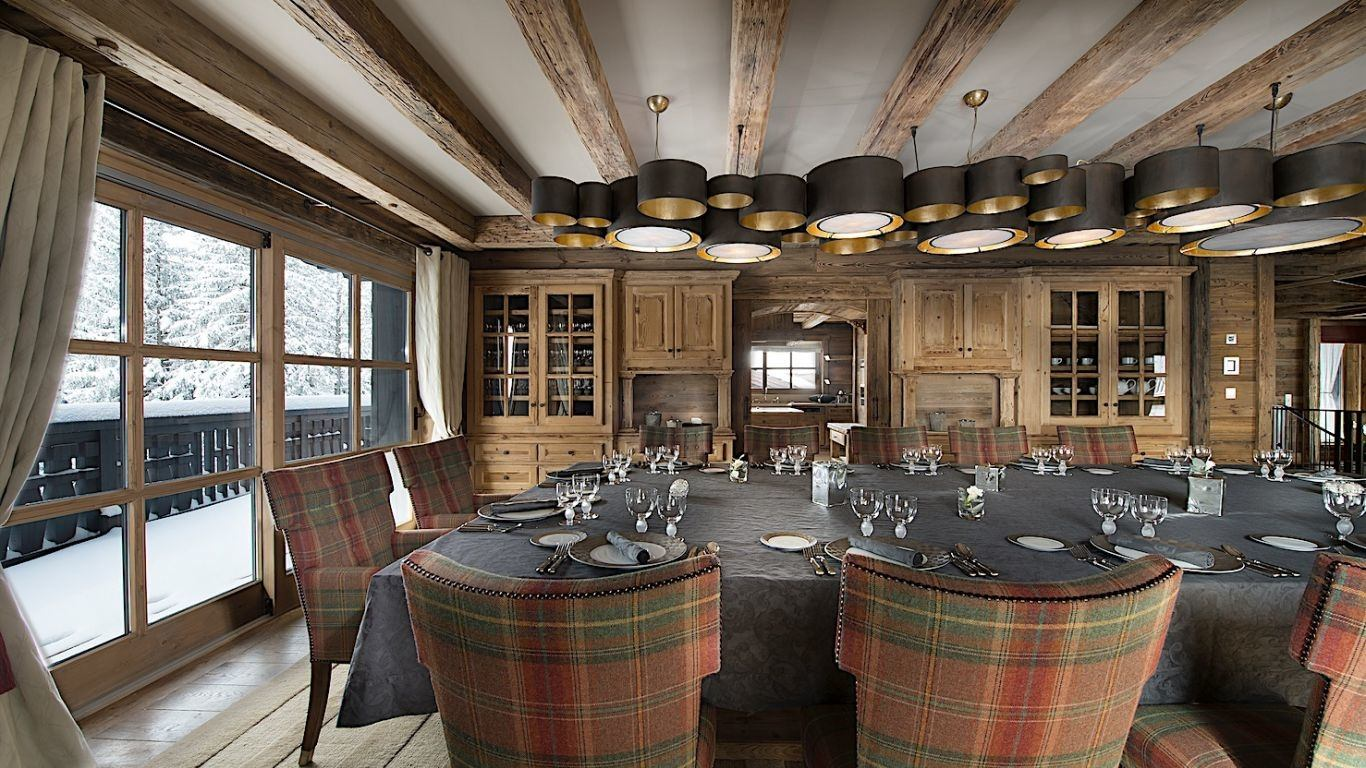 Chalet Josephine, Courchevel 1850, Courchevel, France