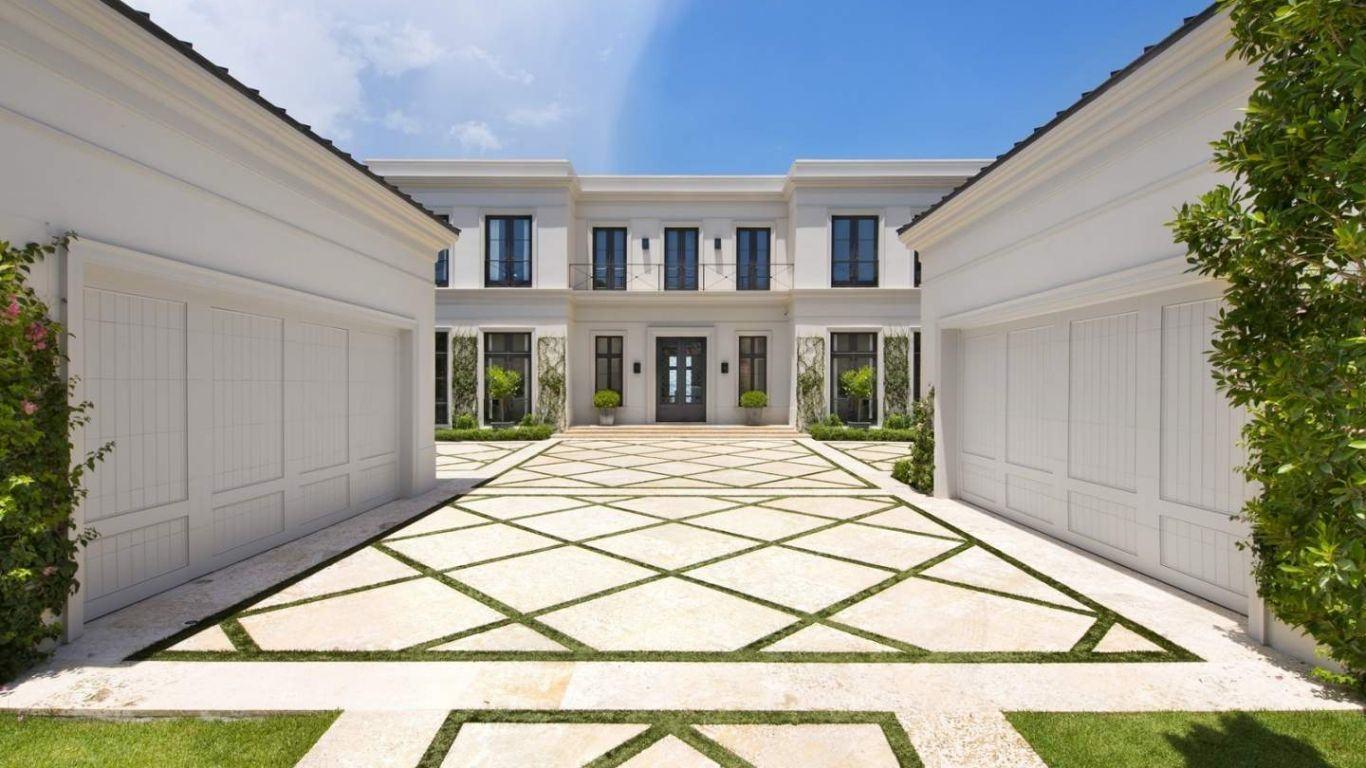 Villa Siren, Nautilus Bay, Miami, USA