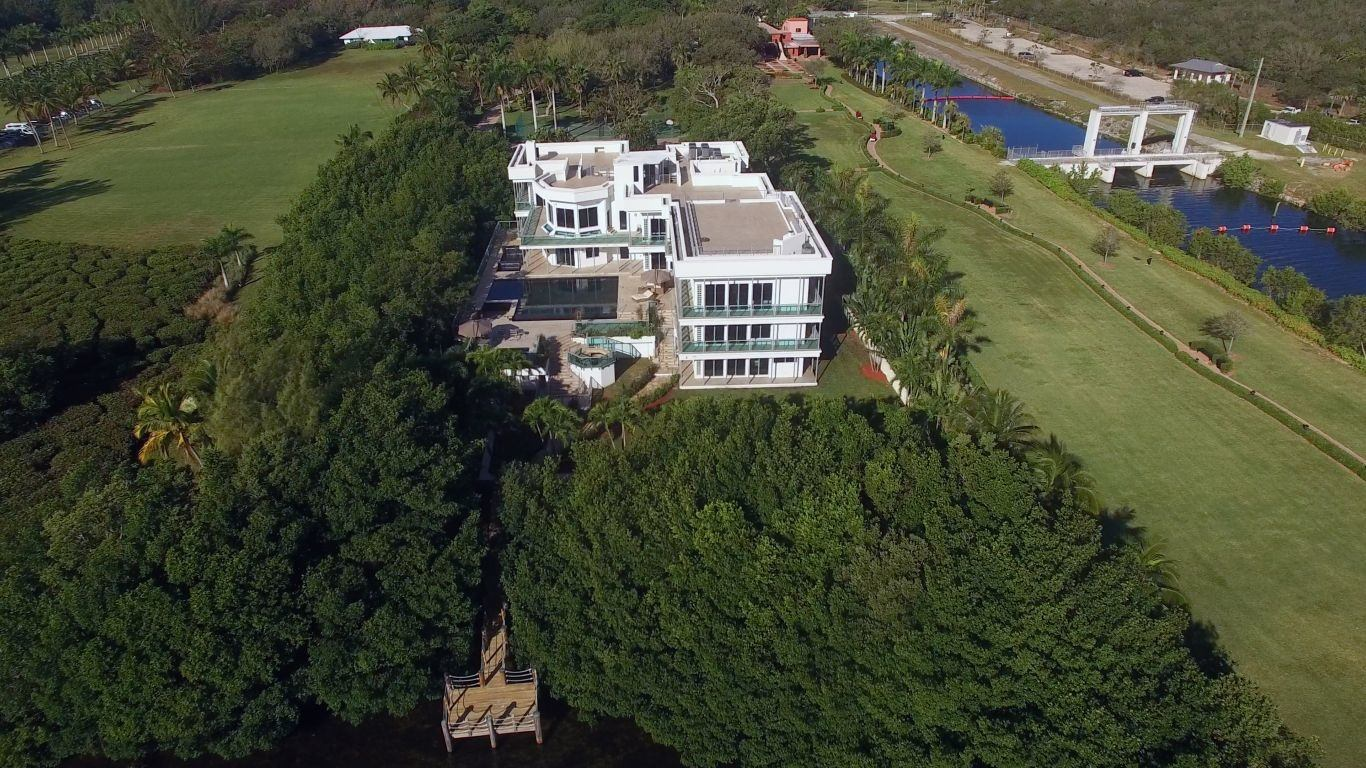 Casa Del Pilar, Palmetto Bay, Miami, USA
