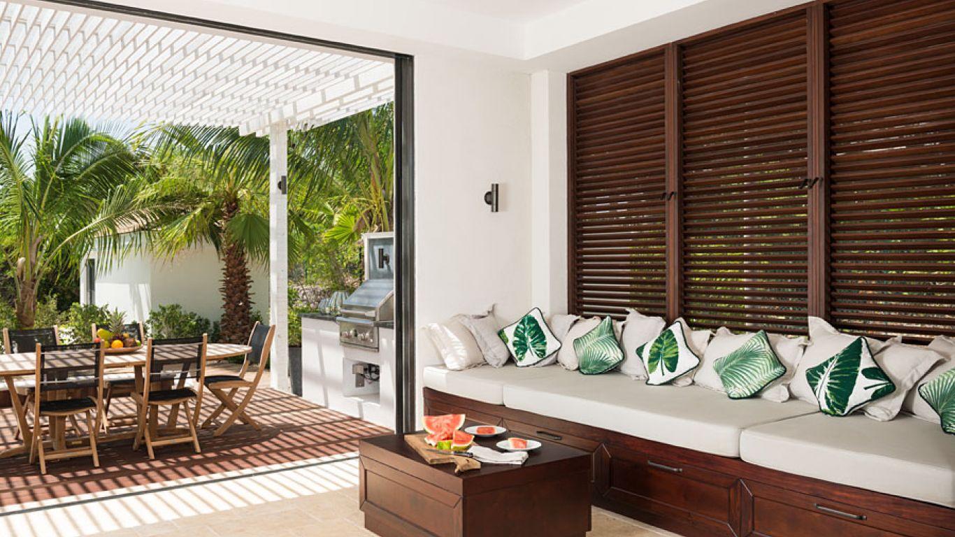 Villa Jazz, Grace Bay, Turks and Caicos, USA