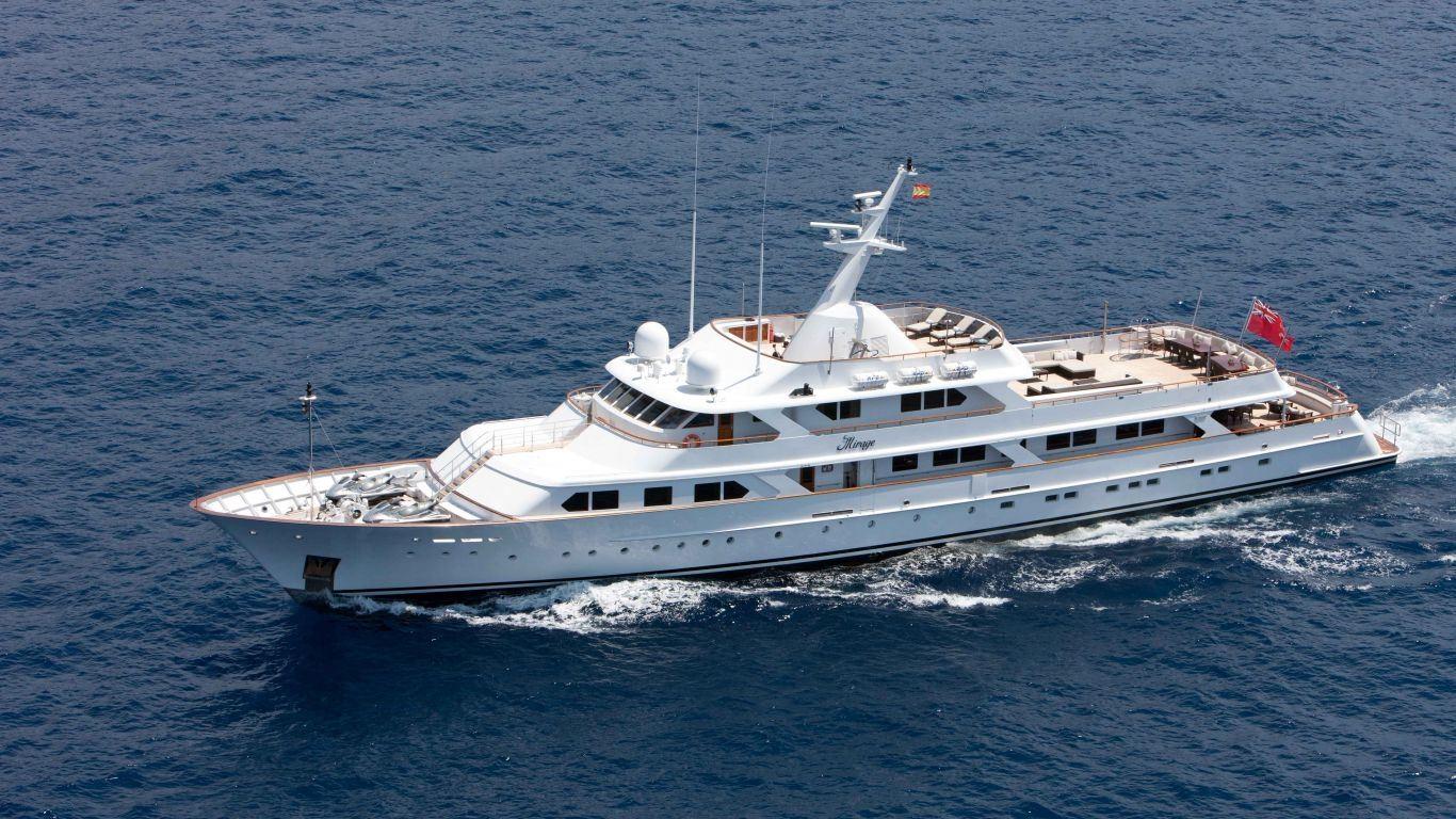 Yacht Mirage 173 | Yachts
