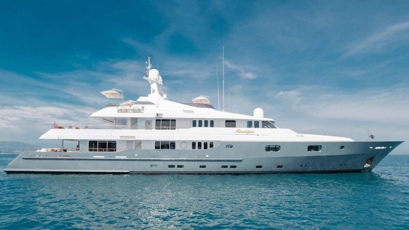 Yacht Mosaique 164 | Yachts