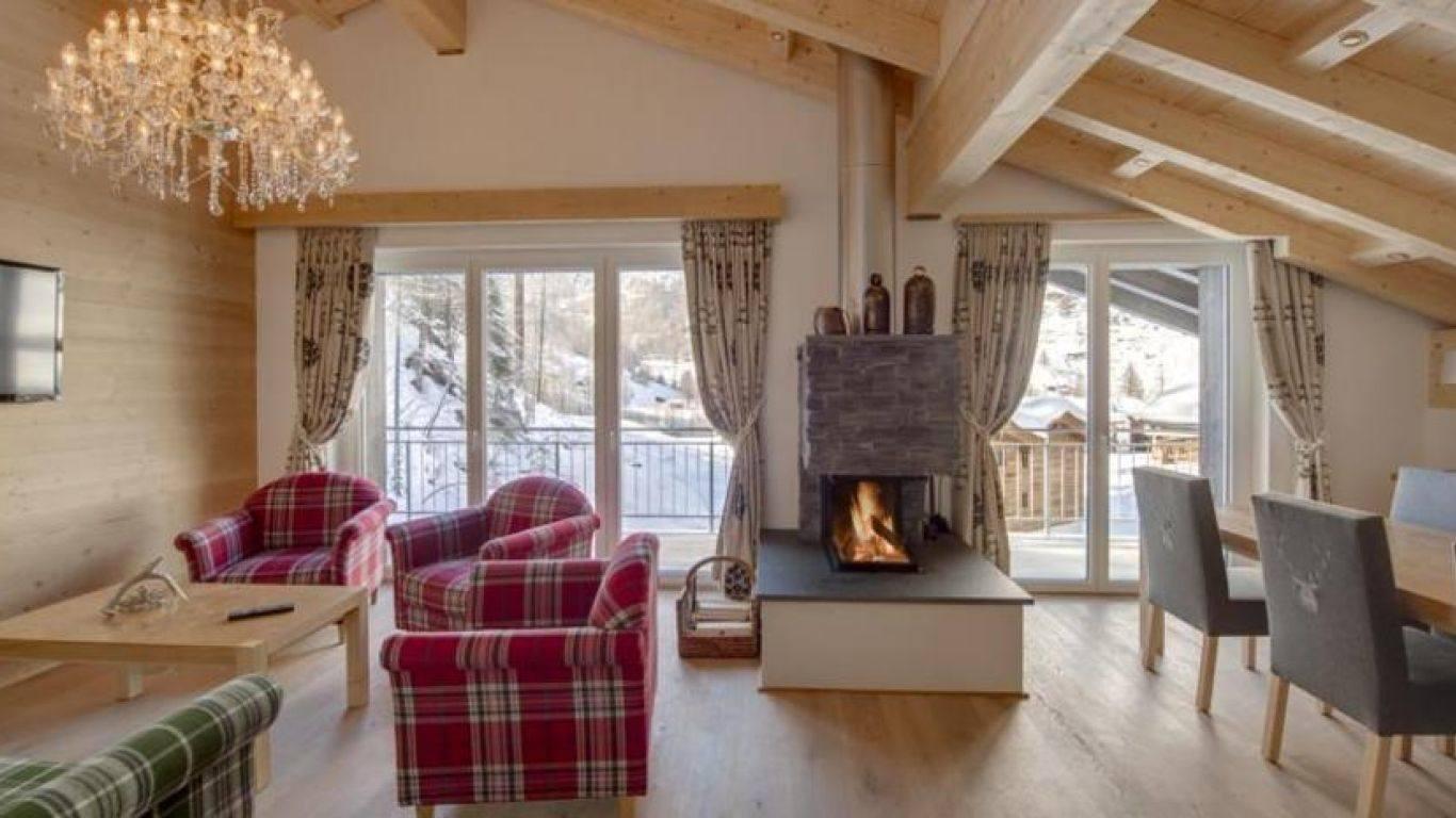 Penthouse Armand   Zermatt