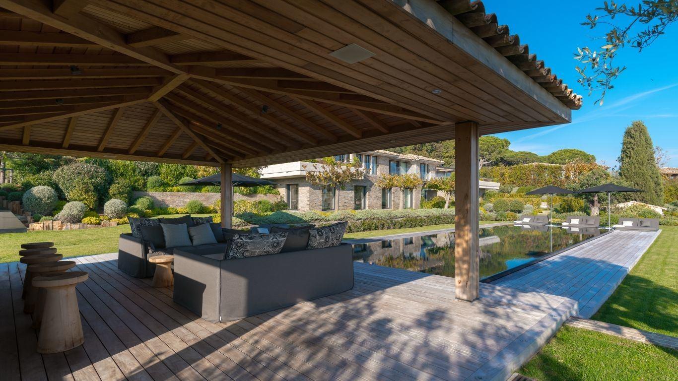 Villa Sandra, St. Tropez, St. Tropez, France