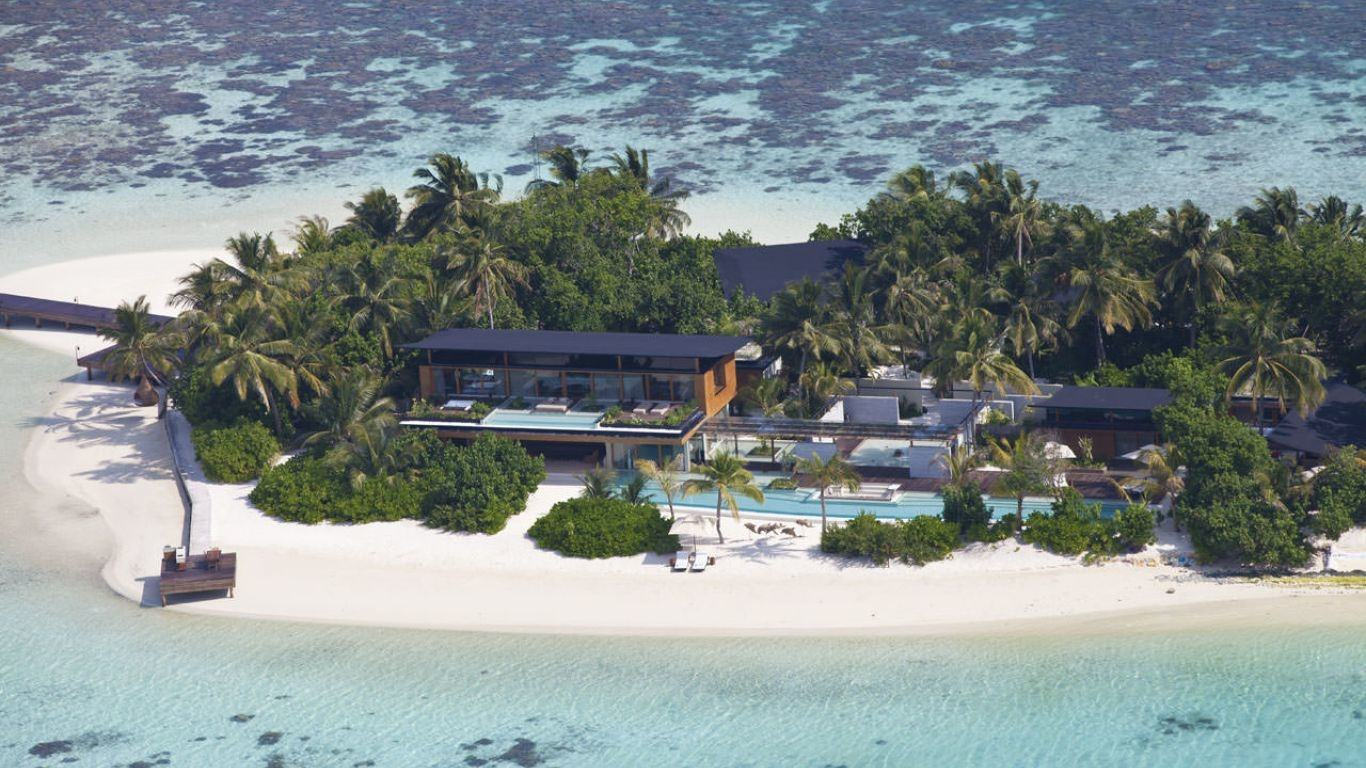 Coco Prive Kuda Hithi Island | Indian Ocean Islands