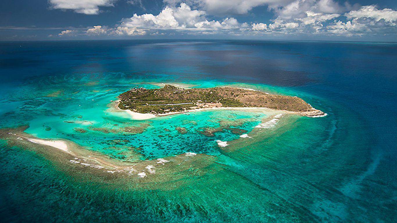 Necker Island   Caribbean Islands