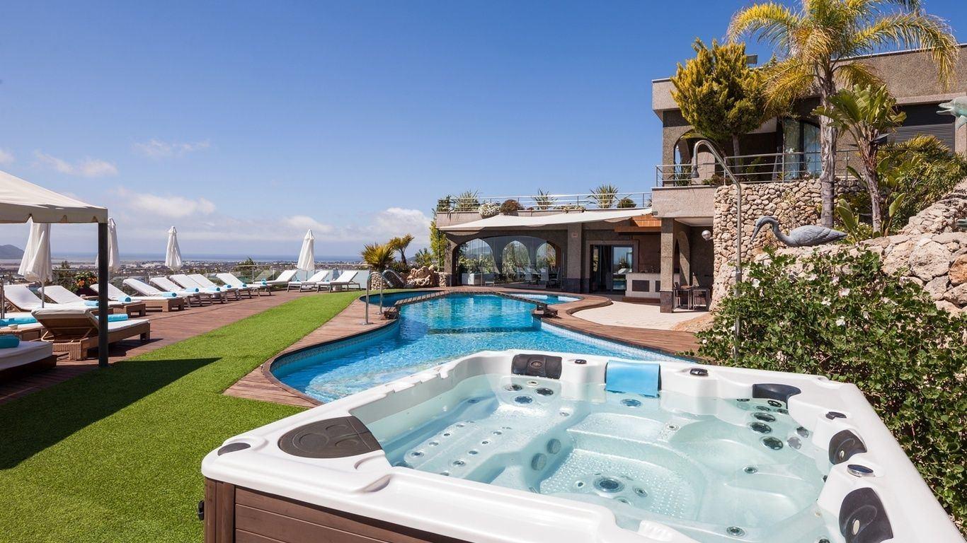 Villa Sima, Sa Carroca, Ibiza, Spain