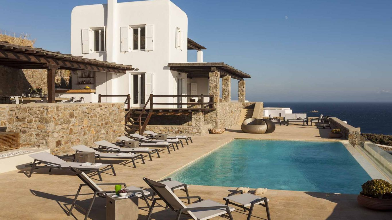 Villa Carol | Mykonos
