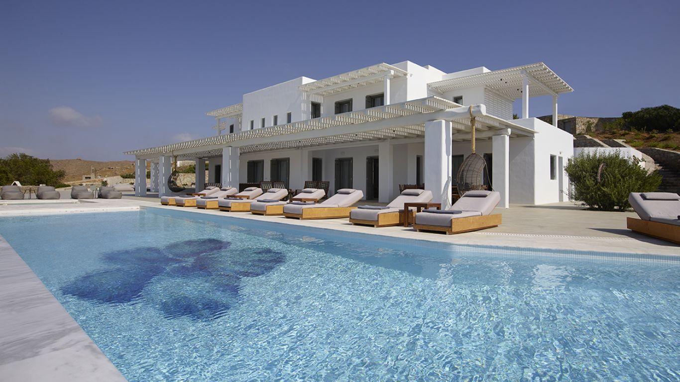 Villa Esmeralda   Mykonos