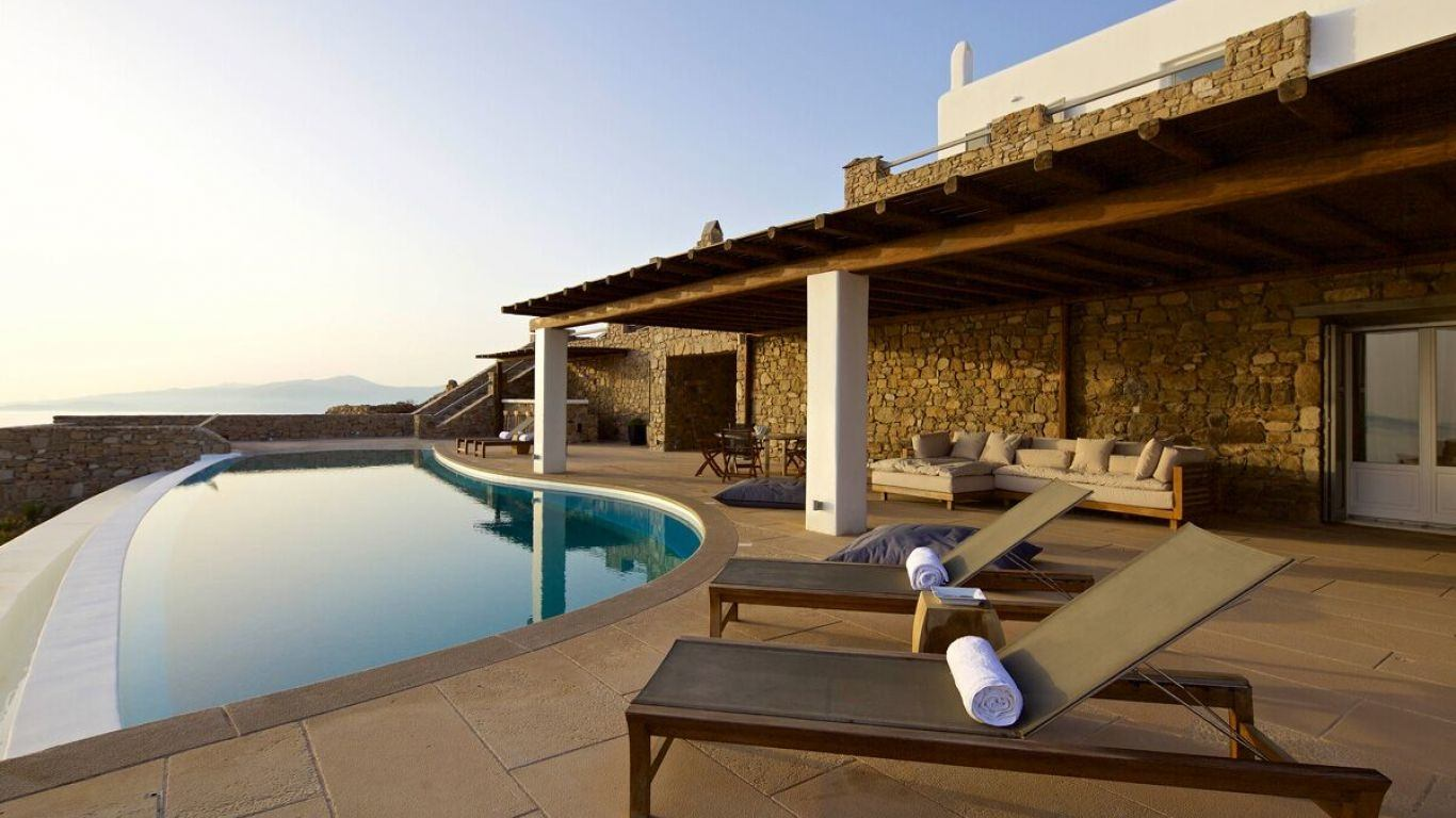 Villa Jane   Mykonos