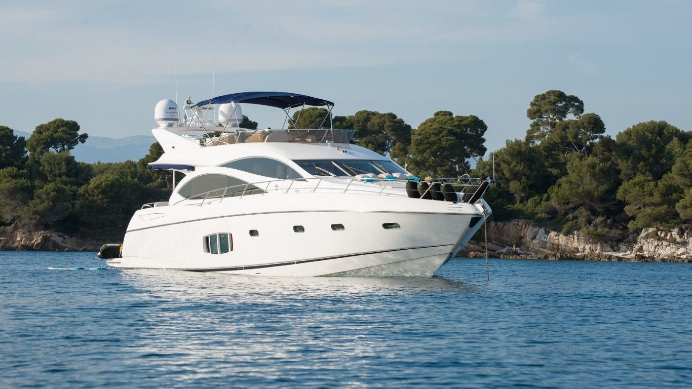 Yacht Oasis 73 | Yachts