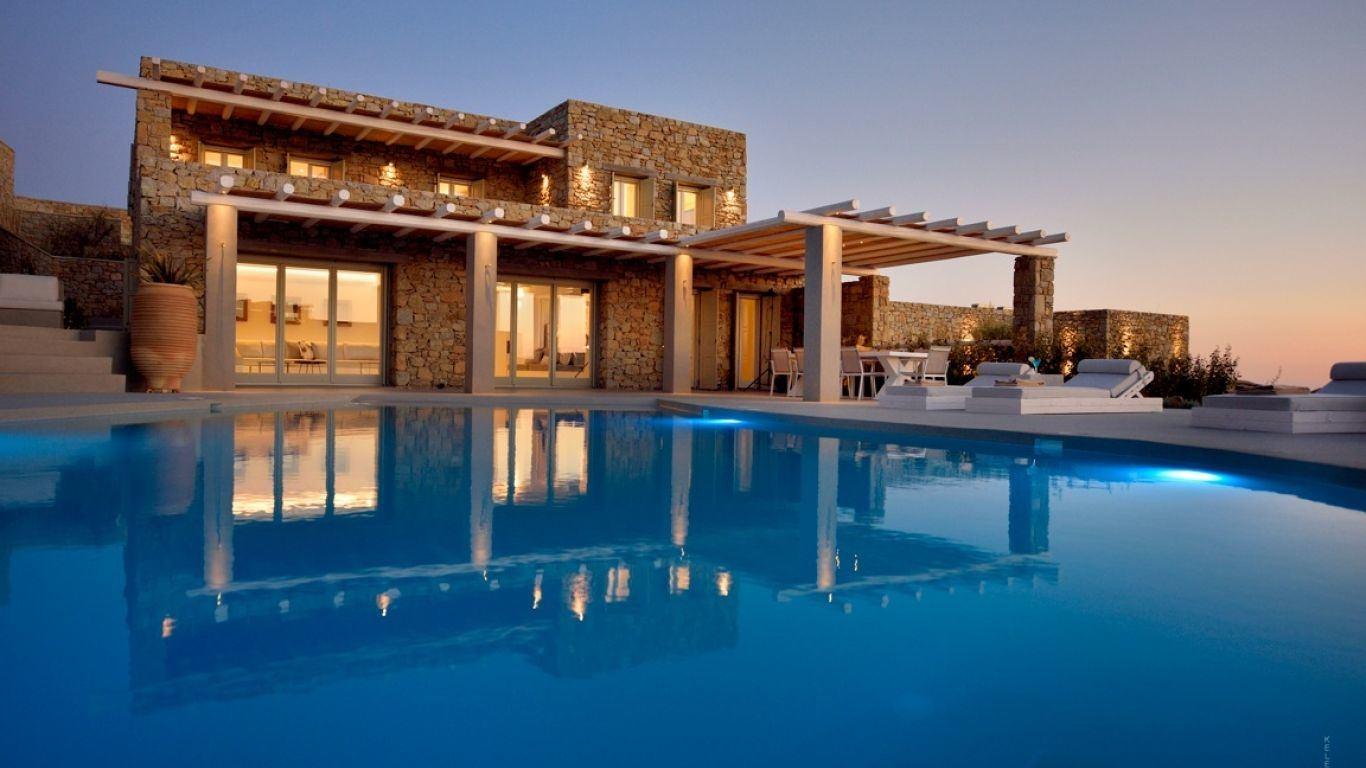 Villa Danielle   Mykonos