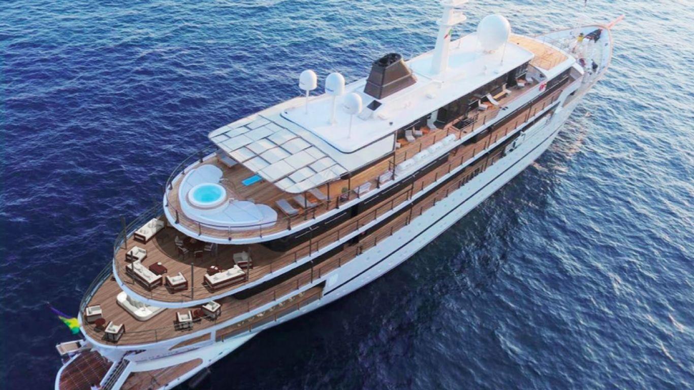 Yacht Chakra 282 | Yachts