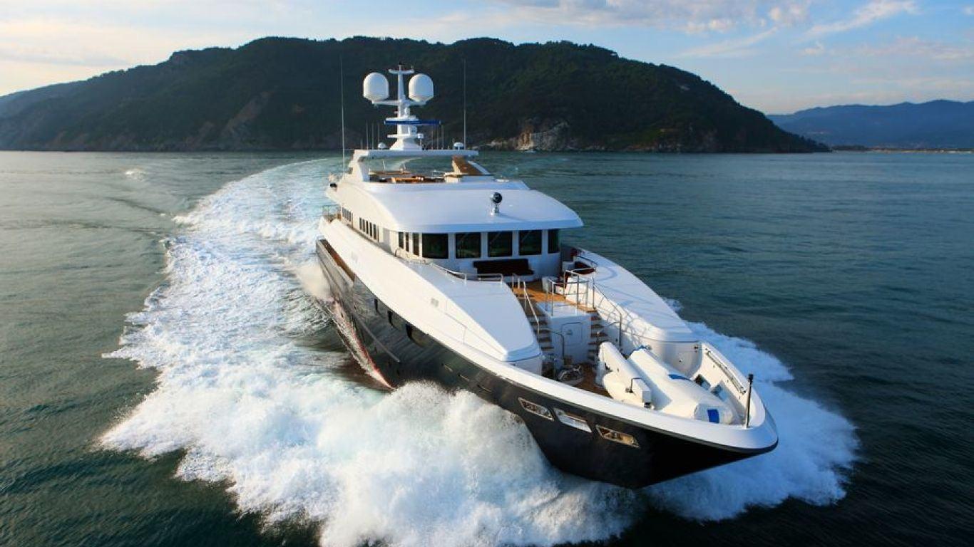 Yacht Zaliv III 163 | Yachts