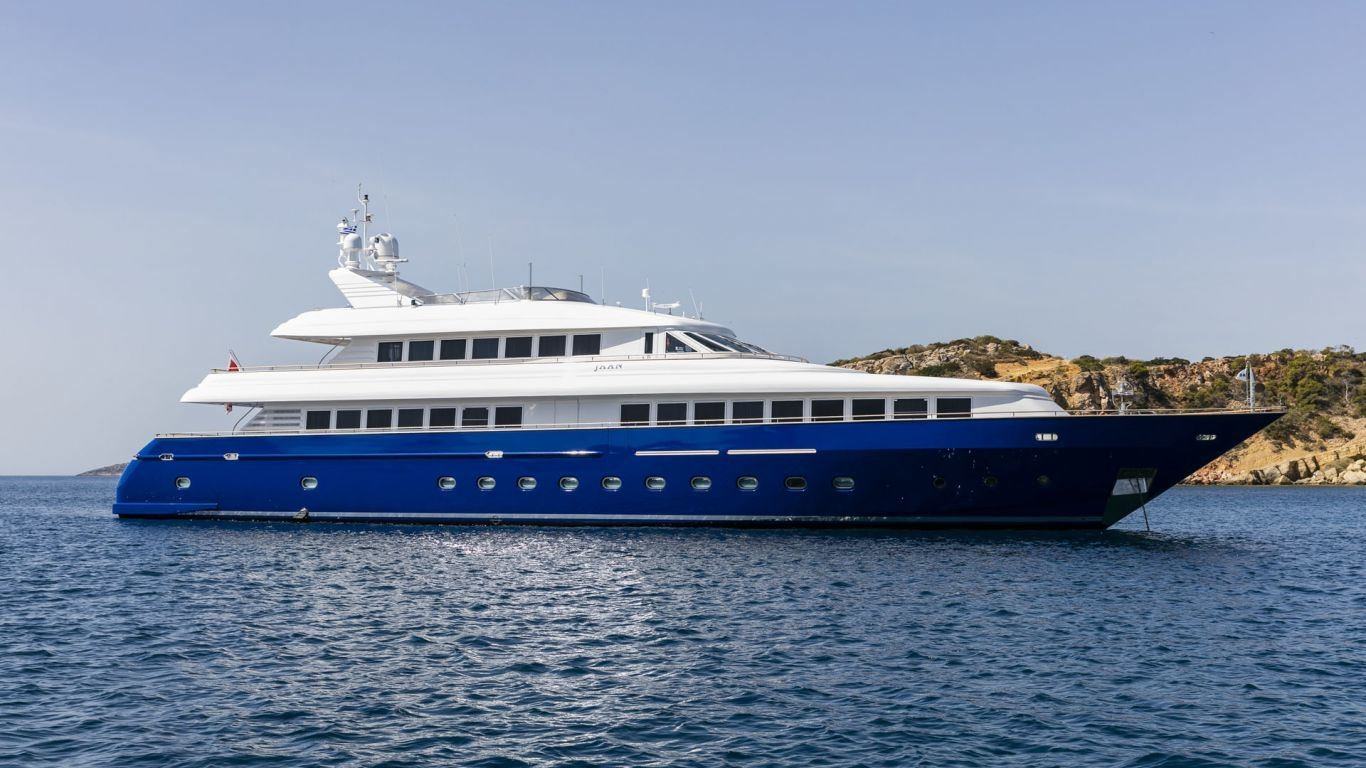 Yacht Jaan 138 | Yachts