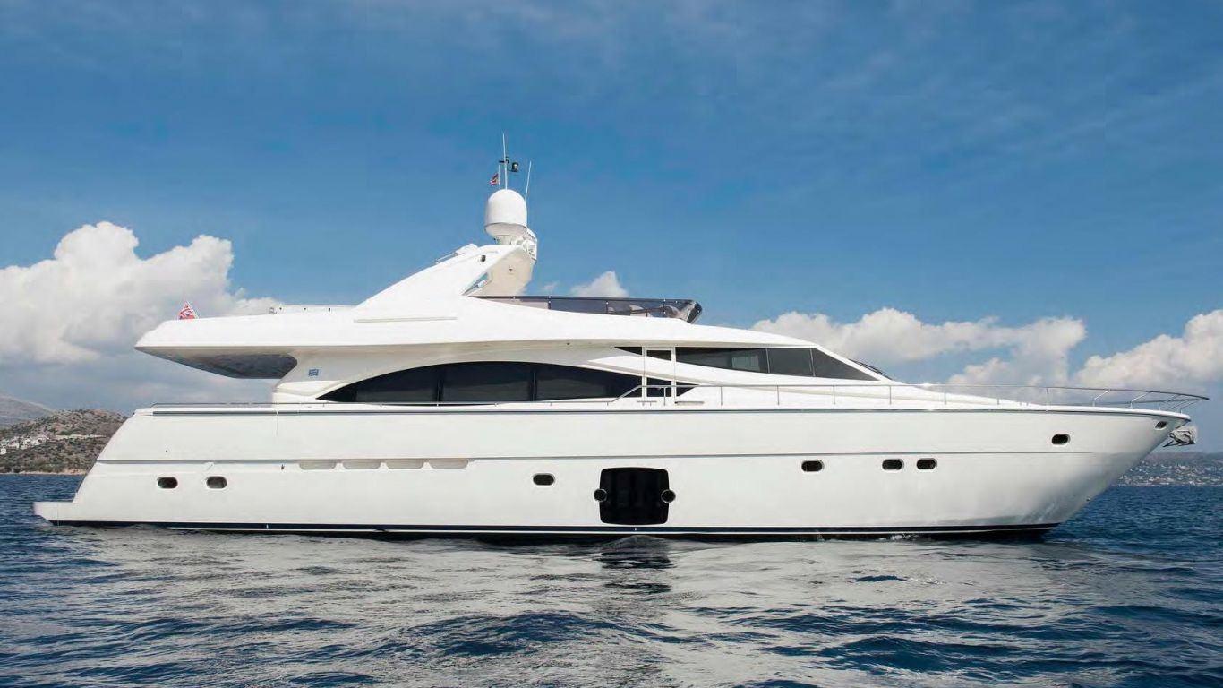 Yacht Julie M 83   Yachts