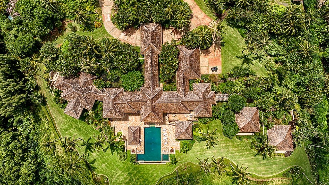 Villa Athena, North Shore- Kilauea, Kauai, USA