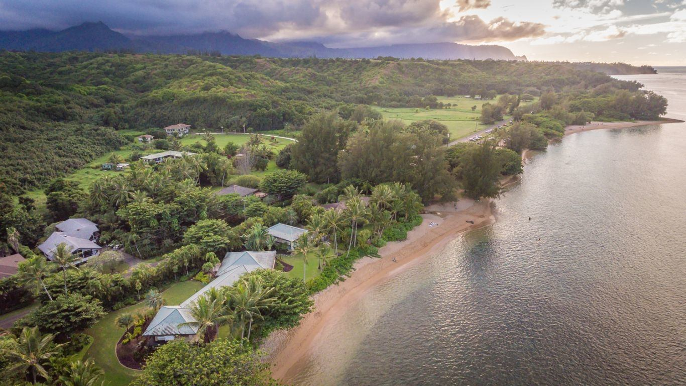 Villa Yesenia, North Shore- Kalihiwai, Kauai, USA
