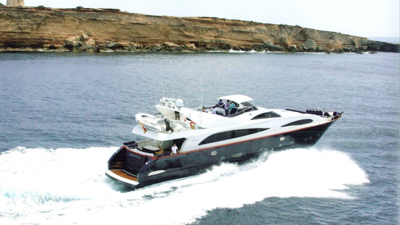 Yacht Karayel 97 | Yachts