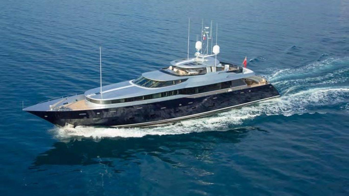 Yacht Polly 135 | Yachts