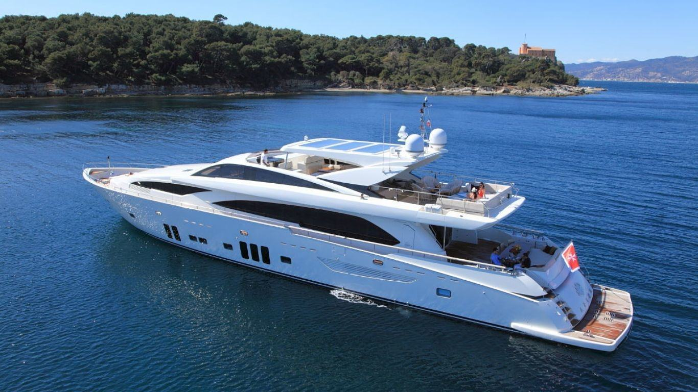 Yacht Arion 121 | Yachts