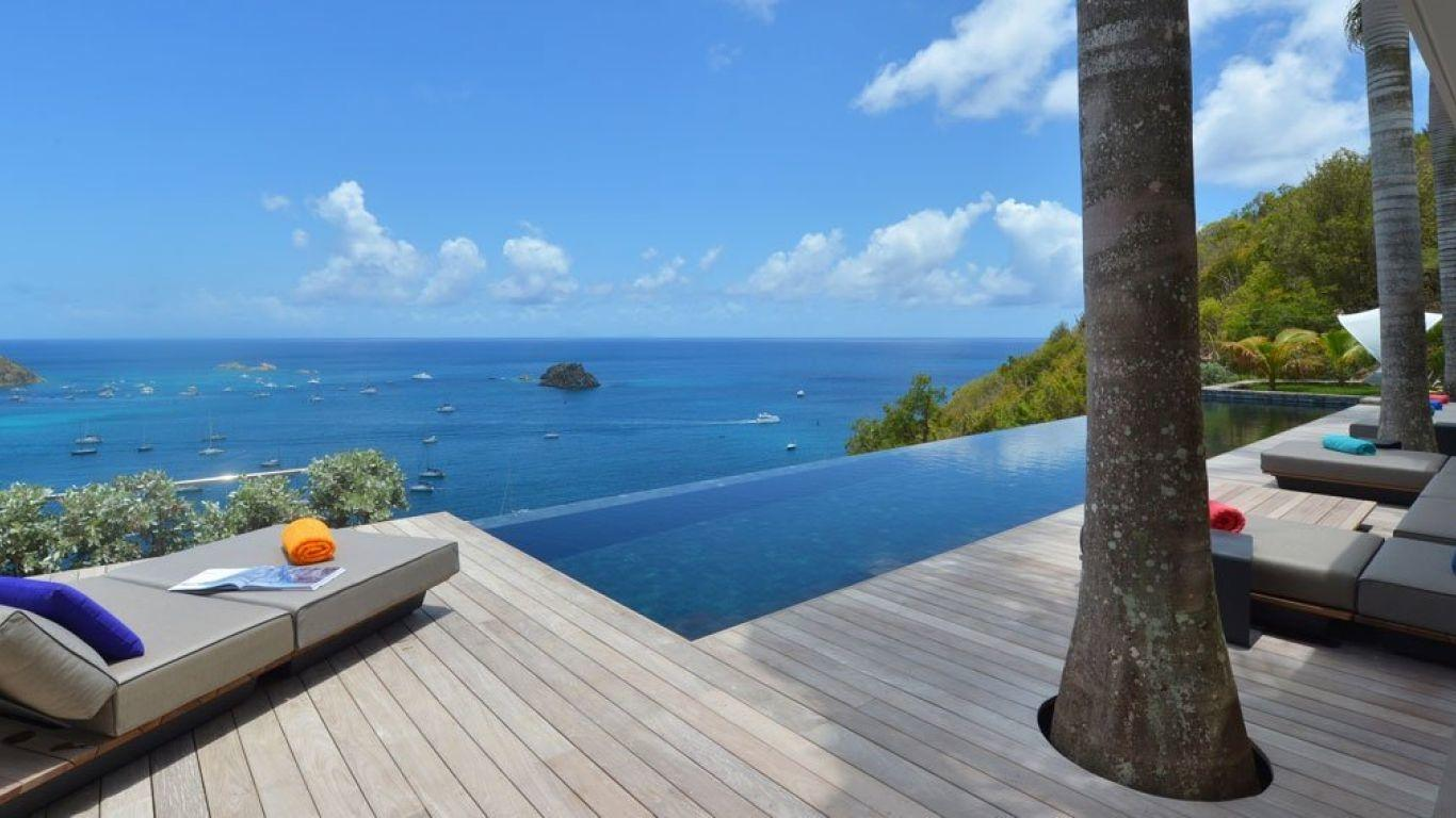 Villa Gianna, Corossol, St. Barth, France