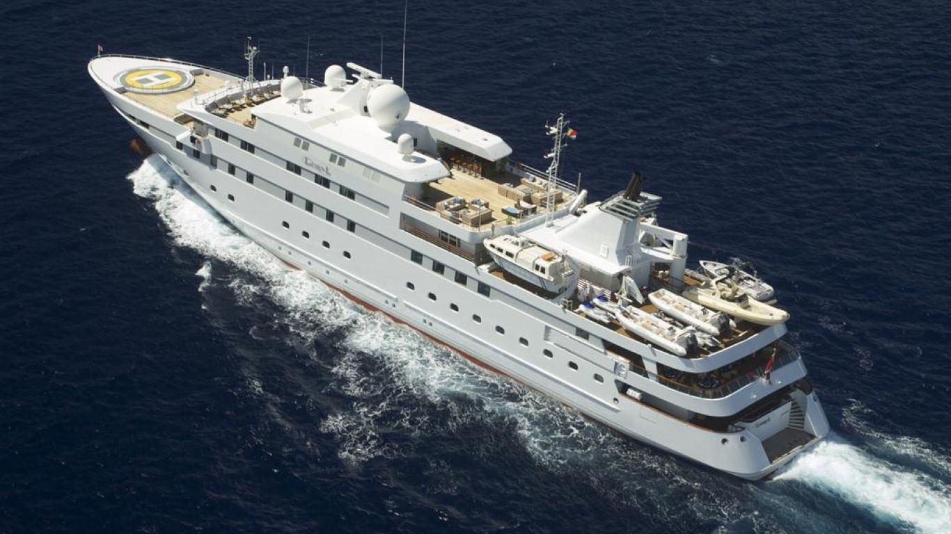 Yacht Lauren L 295 | Yachts