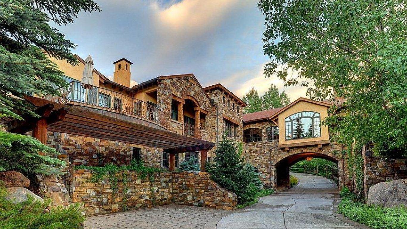 Villa Amanda, Aspen, Aspen, USA