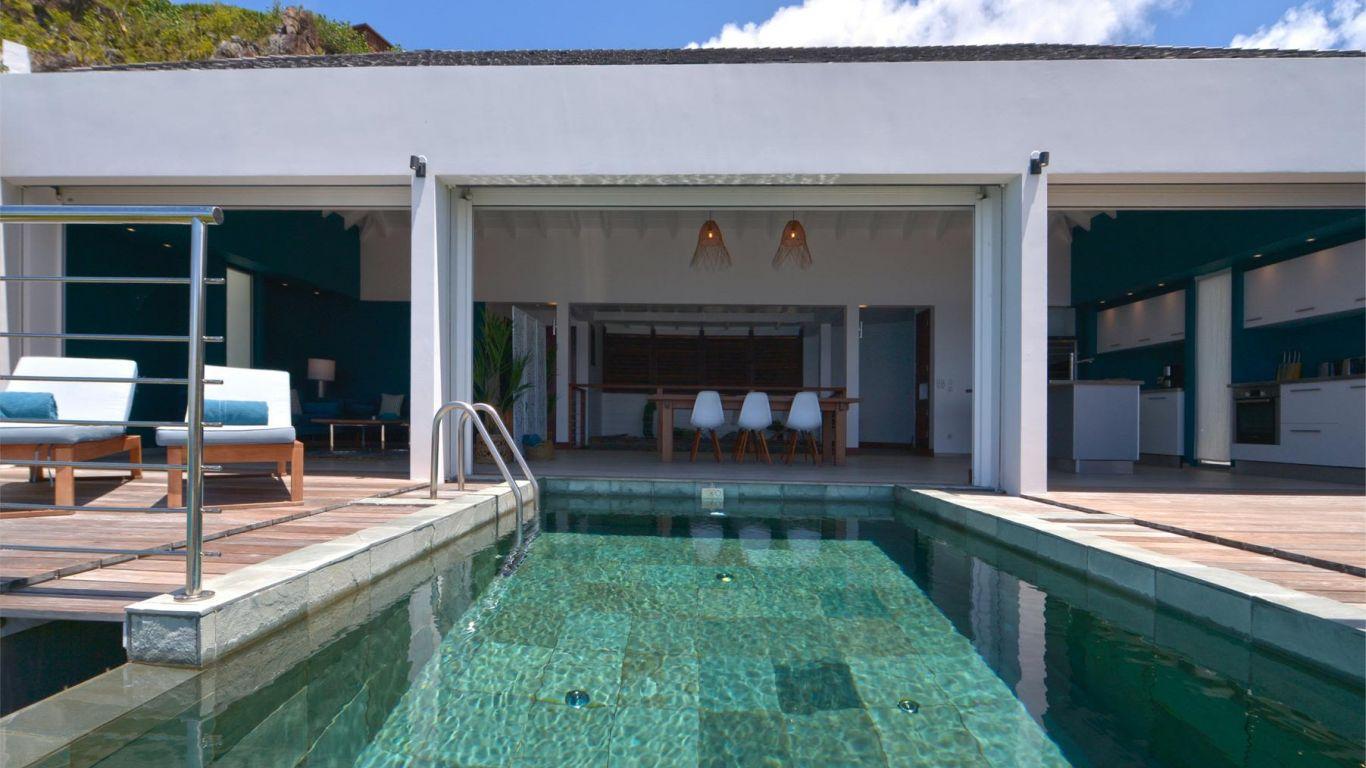 Villa Ola   St. Barth